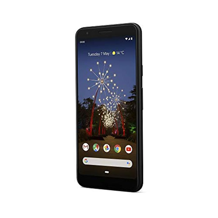 Best Ever Price! Google Pixel 3A Just Black 64GB