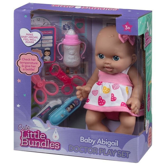 Baby Abigail Doctor Play Set