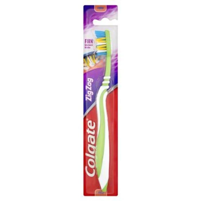Colgate Zig Zag Firm Manual Toothbrush