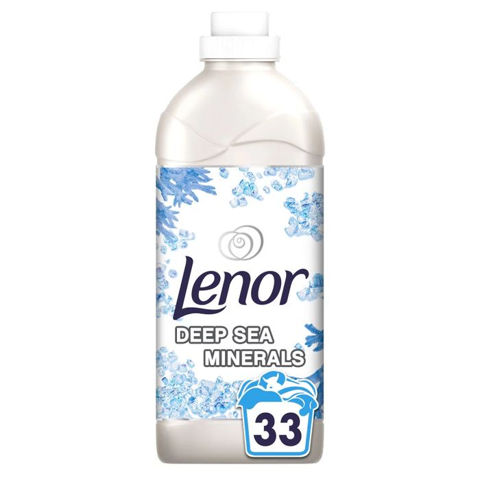 Lenor Sea Minerals Fabric Conditioner, Only £1.50!