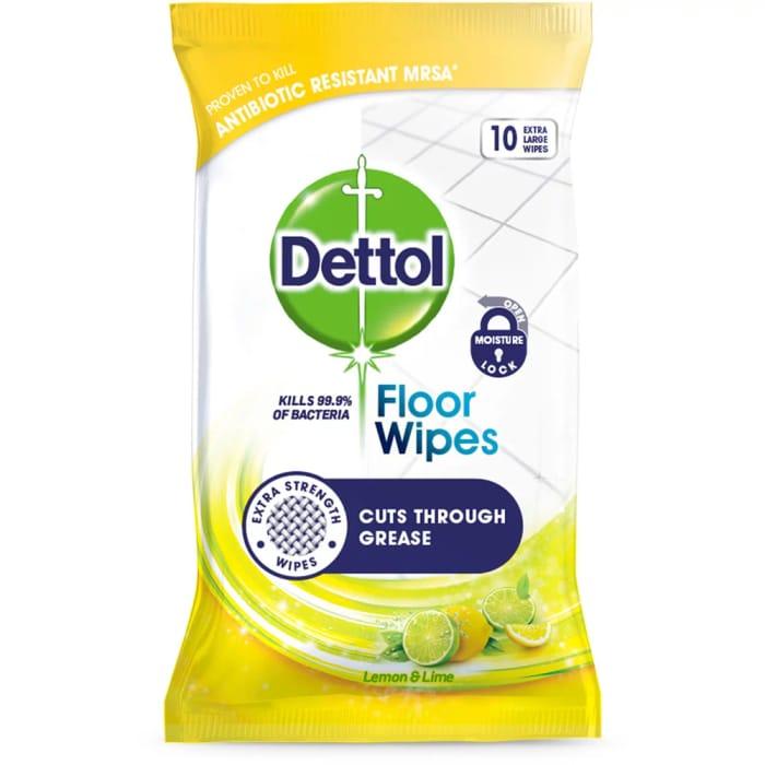 Dettol Floor Wipes, Only £1.00!