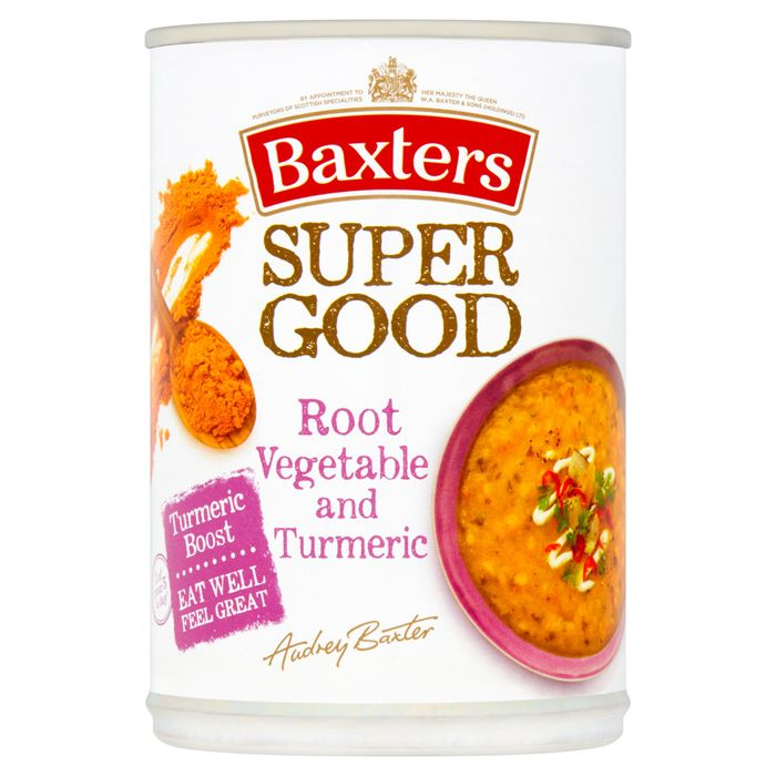 Baxters Root Vegetable Turmeric Soup 400G