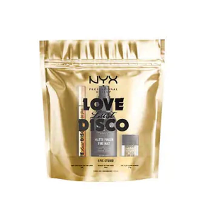 NYX Professional Makeup Love Lust Disco Epic Studio Sachet