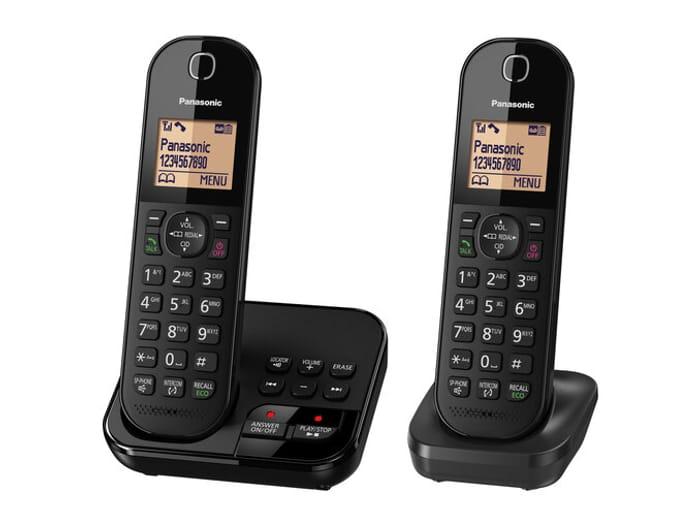 Panasonic Twin Dect Phone