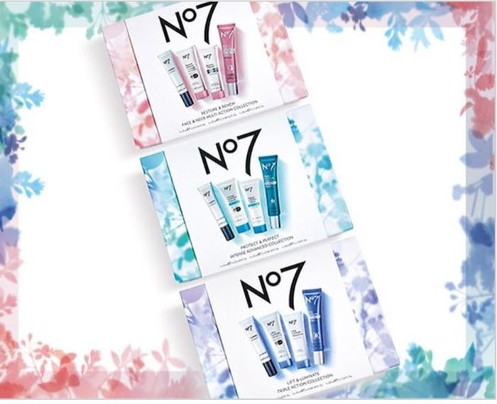 Better than Half Price On N0 7 Collections
