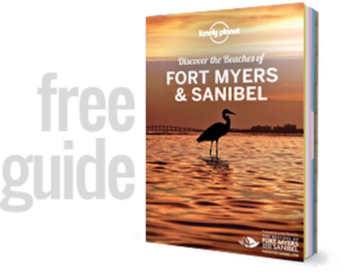Free Copy of Lonely Planet Guidebook - Fort Myers & Sanibel