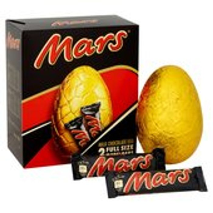 Mars Large Chocolate Easter Egg 280g