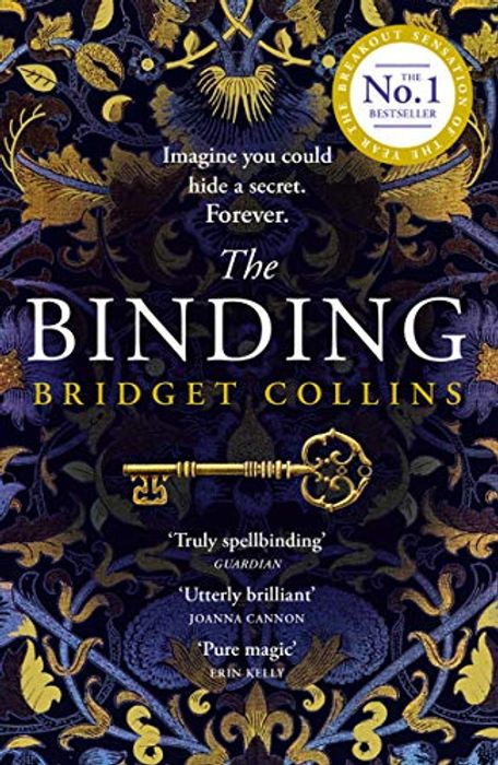The Binding by Bridget Collins kindle edition