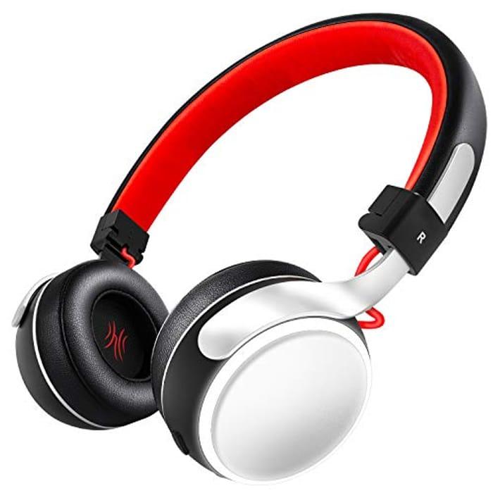 GAME ON! Wireless on Ear Headphones Bluetooth