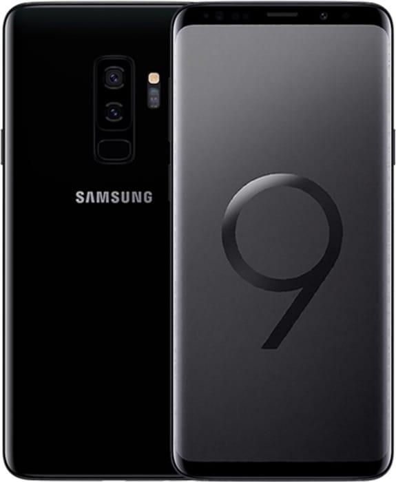 Samsung Galaxy S9 plus 128GB Midnight Black, Vodafone B - Only £265
