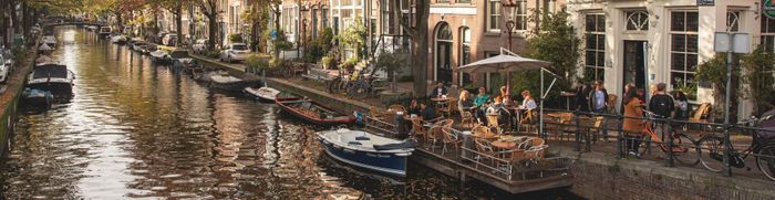 Trains to the Netherlands for £70 Return! 3 Hours 52 Minutes to Amsterdam!