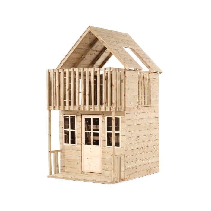 TP Loft Wooden Playhouse-FSC - Only £599.99