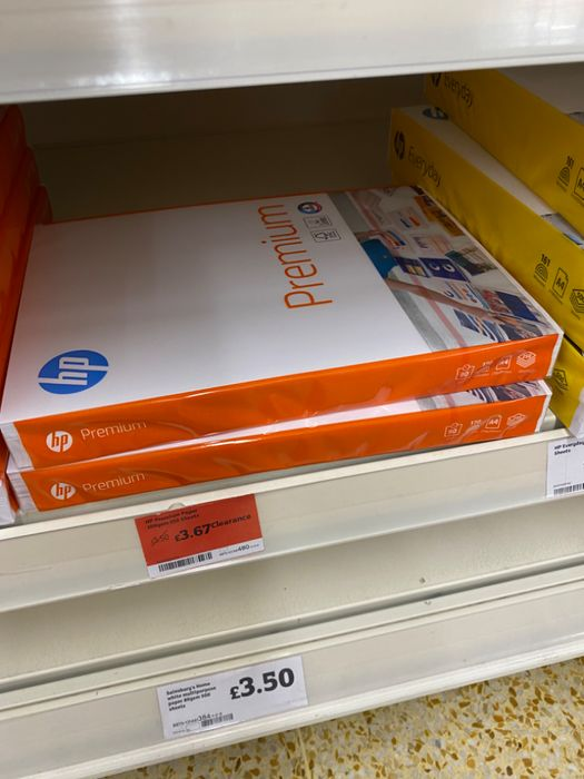 HP Premium Paper 250 Sheets