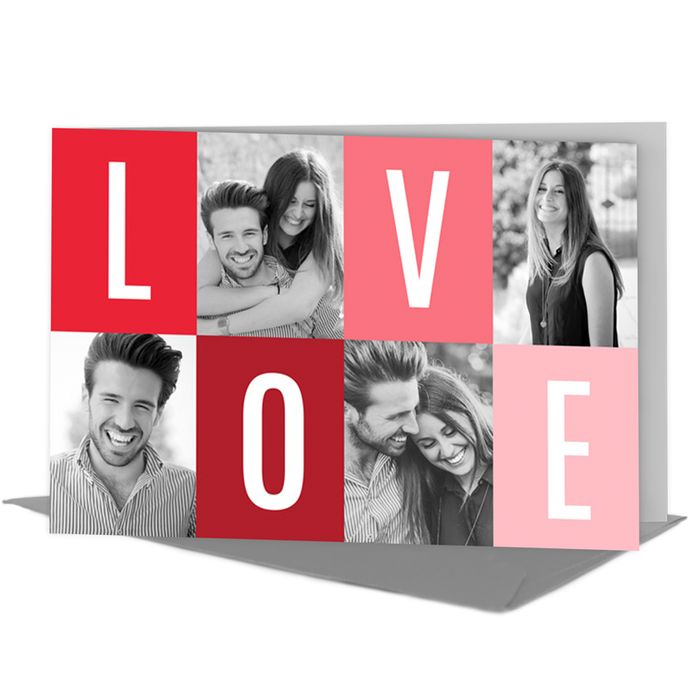 20% off Valentine's Day Photo Cards