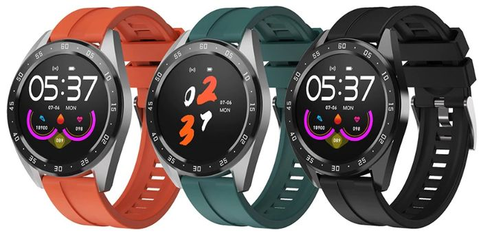 Smart Sports Watch 1.3 Inch Screen