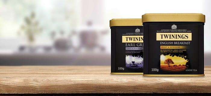 Loose Tea Caddy (International Blend) - 100g
