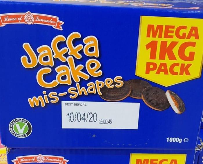 Jaffa Cakes 1kg at farmfoods