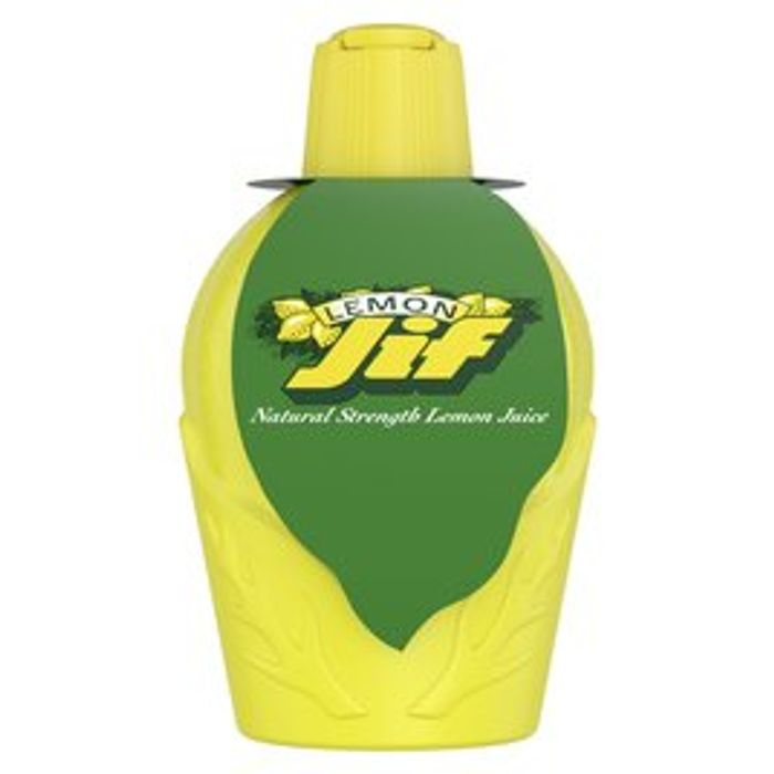 Get Ready for Pancake Day! Jif Lemon Juice 100ml for 50p!