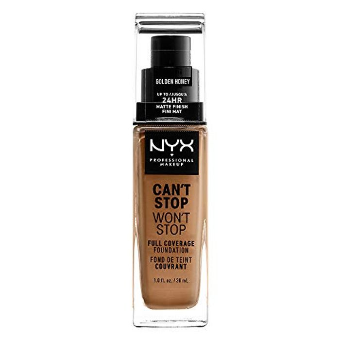 NYX Foundation Only in 2 Colours