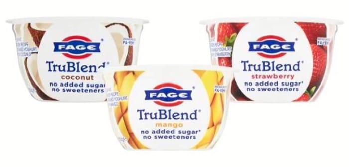 Free Fage TruBlend Yogurt - 3 Varieties at Sainsbury's