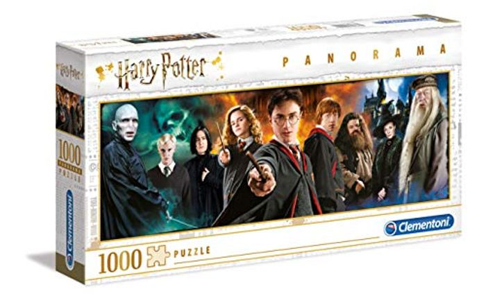 Best Ever Price! Clementoni Panorama Harry Potter 1000 Pieces Puzzle