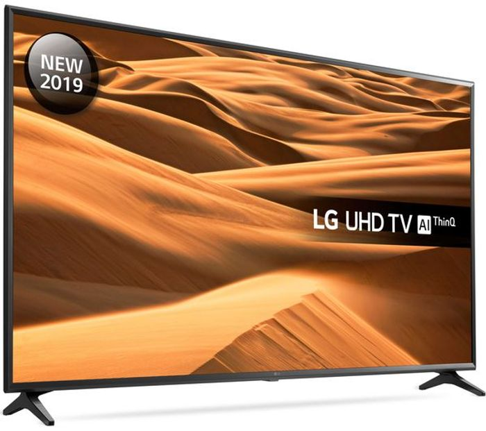 "*SAVE £151* LG 65"" Smart 4K Ultra HD HDR LED TV"