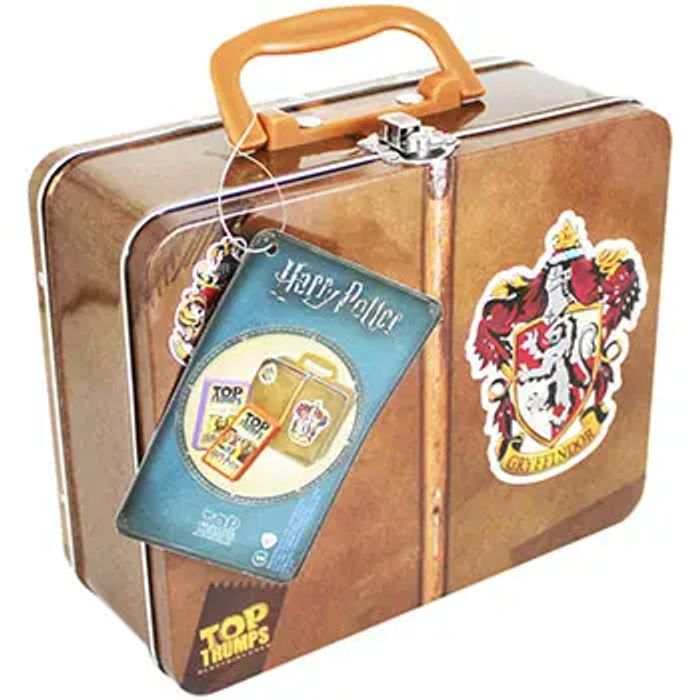 Harry Potter Gryffindor Top Trumps Tin On Sale From £10 to £7