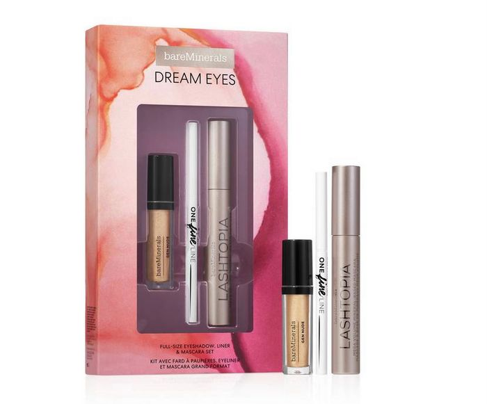 bareMinerals Limited Edition Dream Eyes Eye Gift Set, Only £14.00!