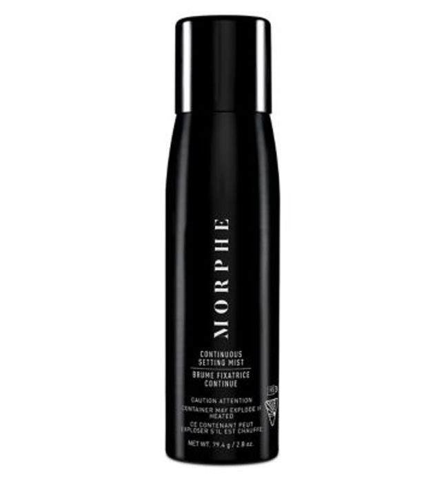 Morphe Continuous Setting Mist at Boots - Only £12.75!