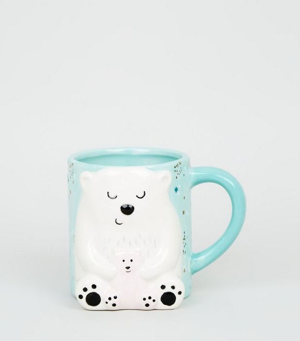 Save 66% on Cute Polar Bear Mug at New Look