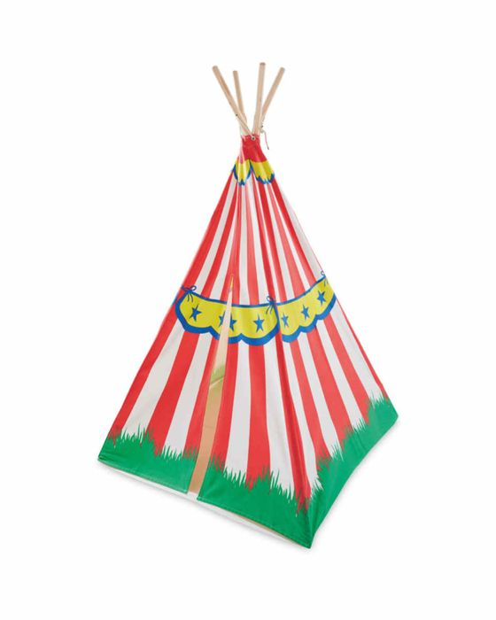 Kid's Circus Teepee Down From £34.99 to £29.99