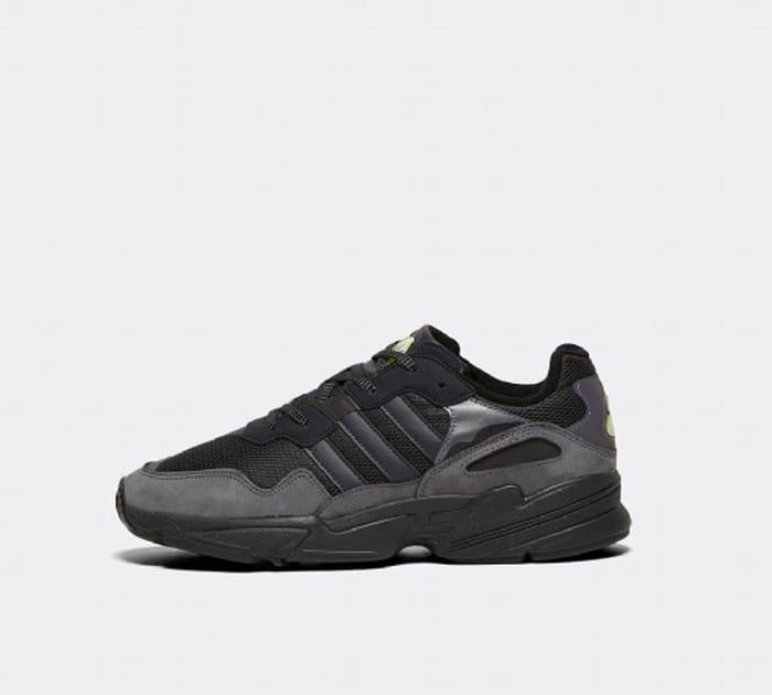 Adidas Originals Yung 96 Trainer Black Carbon Hi-Res Yellow Other Colours
