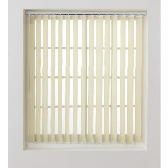 Vertical Blind Slats - Cream - Save £6