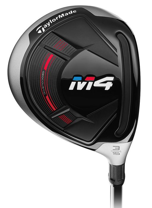 TaylorMade M4 Fairway Wood Down From £229 to £149