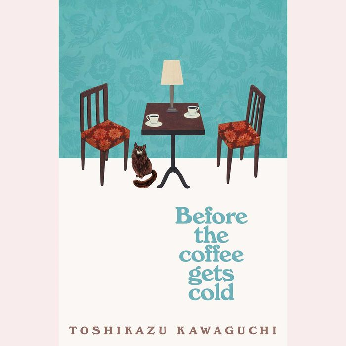 Win a Set of before the Coffee Gets Cold for Your Book Club