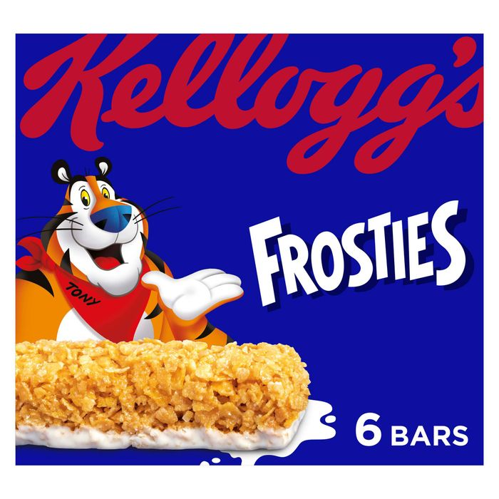 Best Price! Kellogg's Frosties Cereal Bars 6 X 25G at Tesco