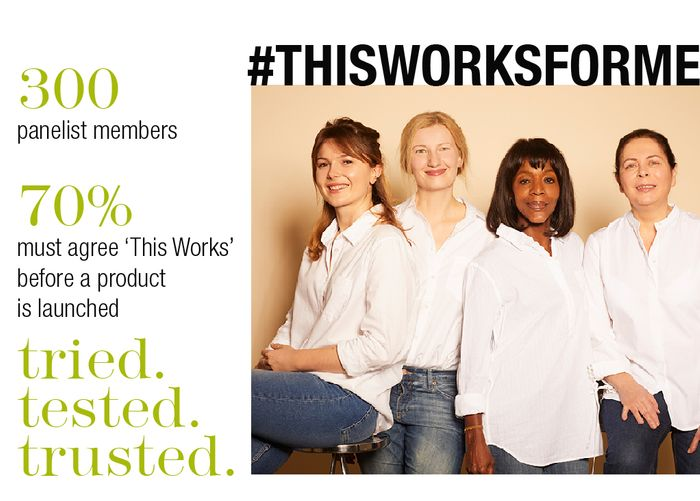 Free Products When You Join This Works Panel
