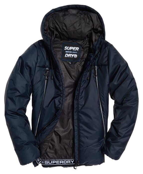 Super Dry Casey Padded Jacket