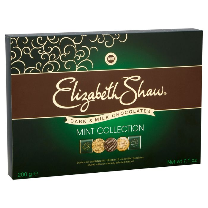 Elizabeth Shaw Mint Collection 200G HALF PRICE