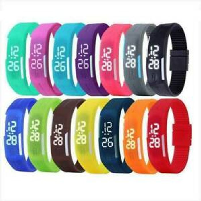 Digital Wrist Sport LED Watch