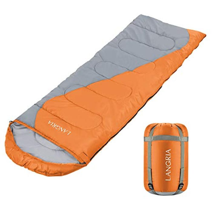 Save £12 on LANGRIA 3 Seasons Sleeping Bag
