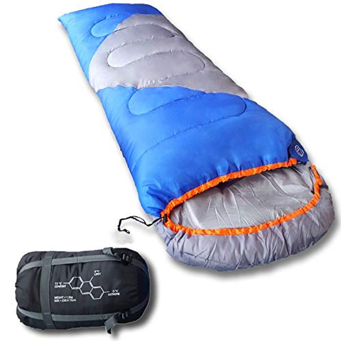 Save £21 on Mountaineers Outdoor Sleeping Bag