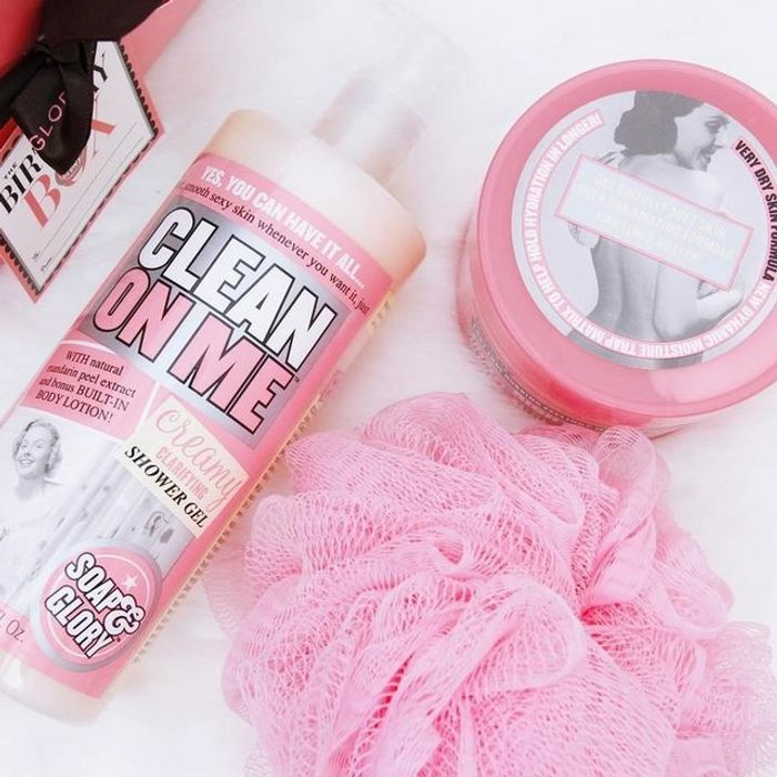 Soap & Glory Body Butter - Product Testing