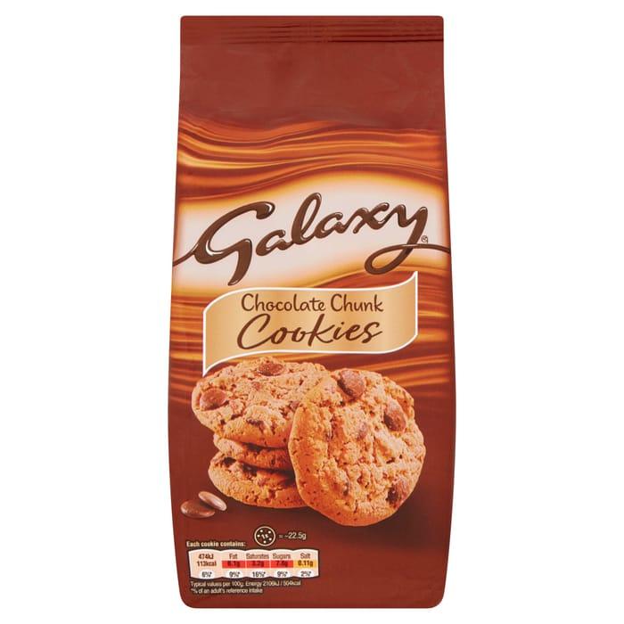 Galaxy/Bounty Cookies 180g