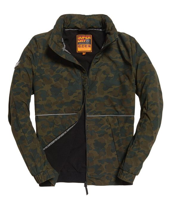 Super Dry Endurance Reflector Jacket