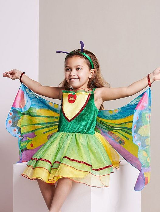 The Very Hungry Caterpillar Fancy Dress Costume - Only £14