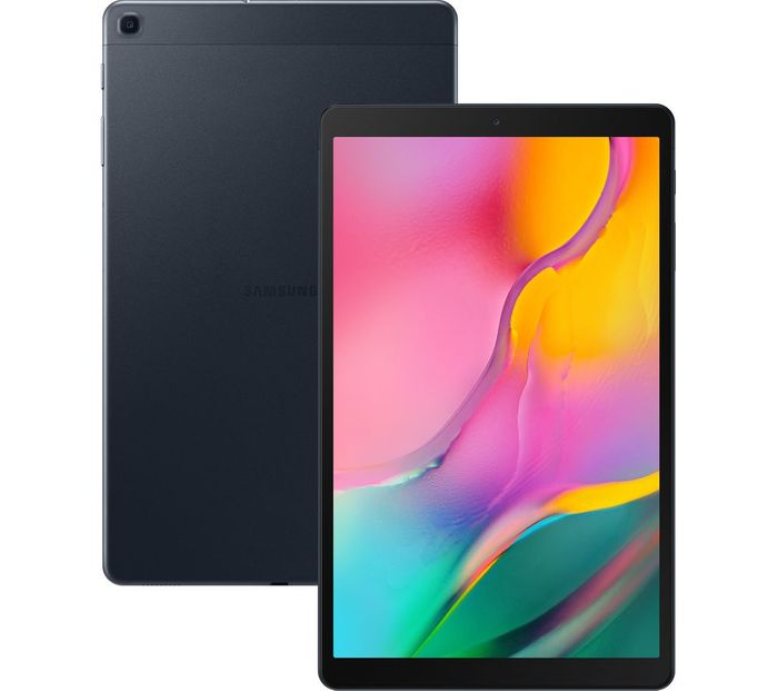 "*SAVE £40* SAMSUNG Galaxy Tab a 10.1"" Tablet (2019) - 32 GB, Black"