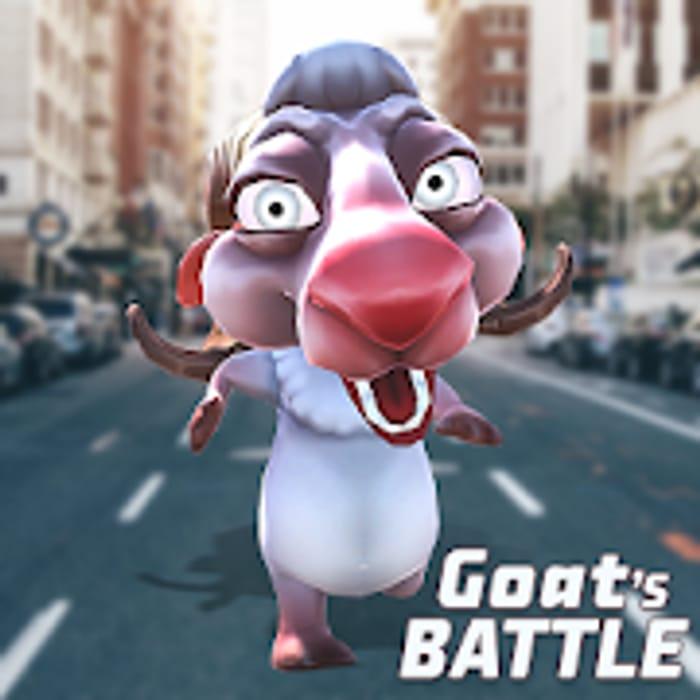 Goat's Battle the Game Regular Price £1.39