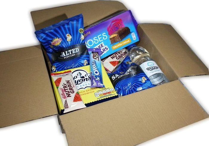 Lucky Snack Bargain Box RRP £5.99 Only £1