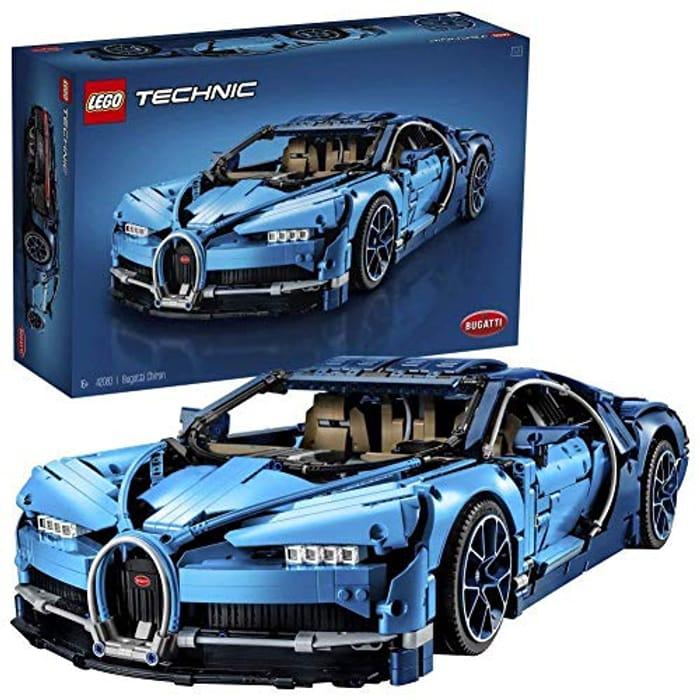 SAVE 33% LEGO 42083 Technic Bugatti Chiron Super Sports Car